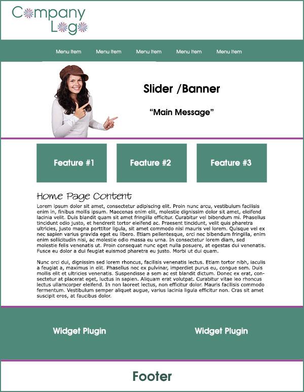 average basic wordpress themes